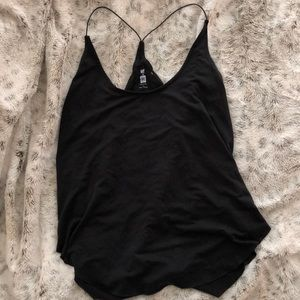 Softest Greyish Tank Top